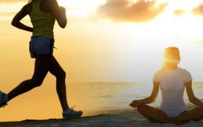 Correr, la nueva forma de meditar