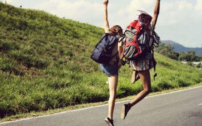 Cómo se relacionan los viajes con la felicidad